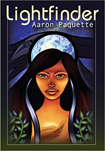 Aaron Paquette Lightfinder Book Cover
